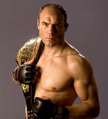 Who was the first to TKO Randy Couture?