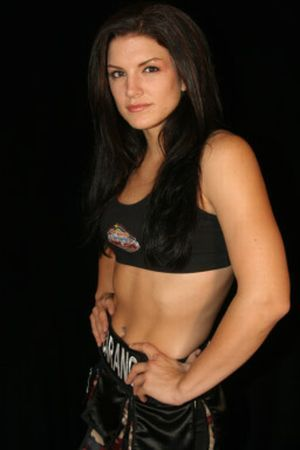 Which team is Gina Carano a member of?