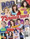 In Bop magazine's ''25 hottest stars'' issue what number was Sterling voted?