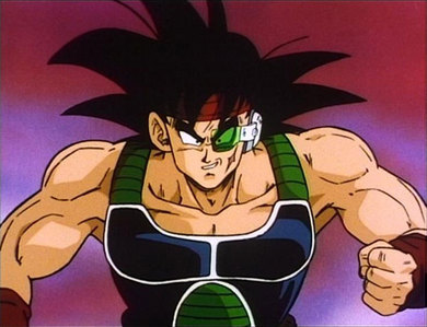 Who is Bardock's father?