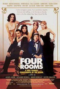 Which of Dahl's short stories is mentioned in the movie Four Rooms?