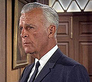 Who played Commissioner Gordon in the Batman 60's TV Series?
