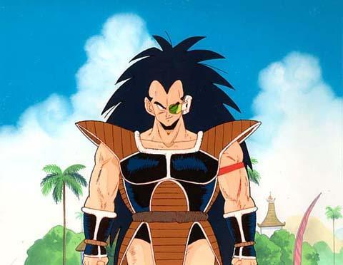 According to Raditz how many Saiyans survived after the destruction of planet Vegeta?