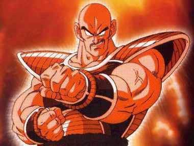 What was Nappa's rank in the Saiyan army?