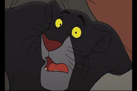 Who does the voice of Bagheera?