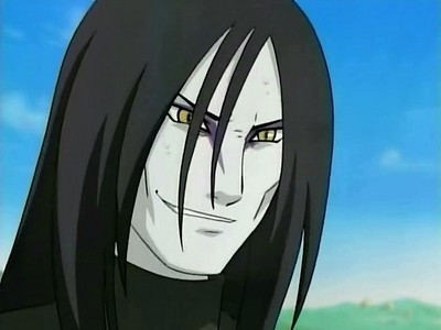 What is Orochimaru's favourite food?
