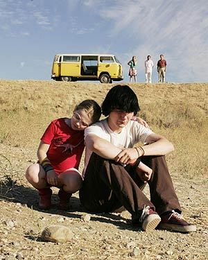 What is the name of Abigail Breslin's character in Little Miss Sunshine?