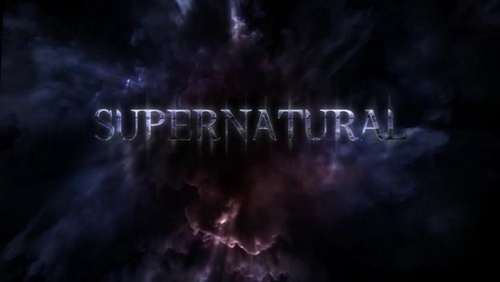 """In which episode was the word """"supernatural"""" first used, not in a recap?"""