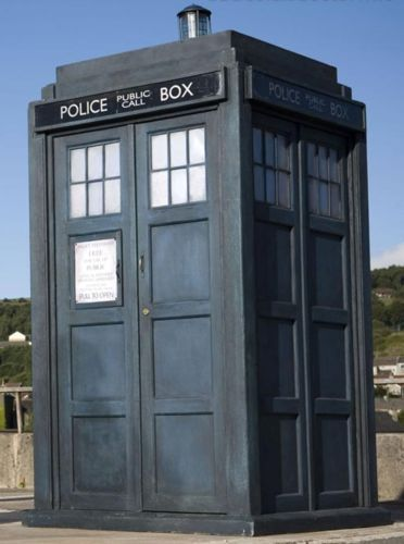 Why did the TARDIS take the Doctor and Martha to the end of the universe?