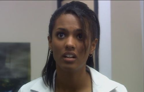What was Martha Jones response in 'Smith And Jones' when she discovered the hospital had moved?