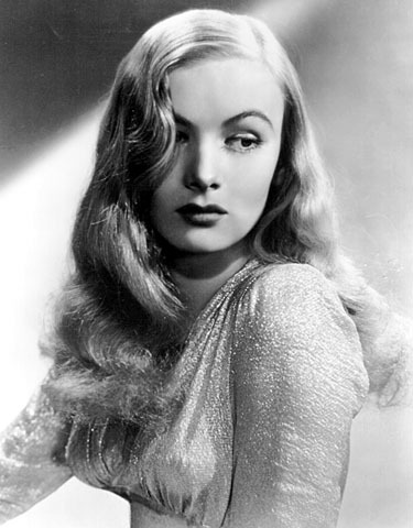 What was Veronica Lake's real name?