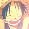 True or False: Luffy is voiced by a female voice actor