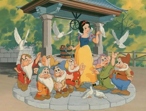 COMPLETE THE QUOTE : Snow White: You're Sleepy! Sleepy: How'd you _____?