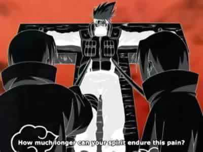 True or False:'Itachi's Tsukuyomi cannot be escaped' (i know its very easy but i got bored)