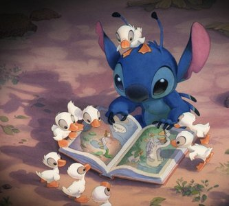 What is the real name of Stitch ?