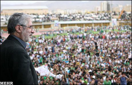 Mousavi's father, Mir-Esmail was a(n)