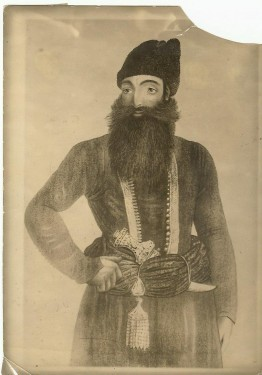 Field-Marshal Abbas Mirza,,, which one of his sons became the king?