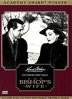 "What was the name of the angel that Cary Grant portrayed in the film ""The Bishops Wife"" ?"
