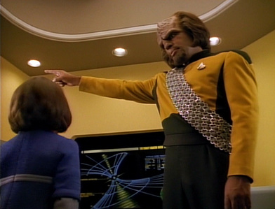 What is Worf's son's name?