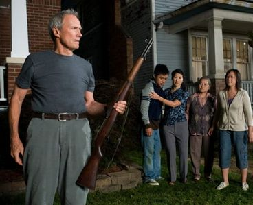 "What's the name of Clint's Labrador Retriever in ""Gran Torino"" ?"