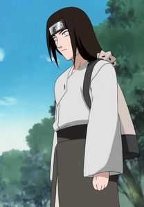 How tall is Neji in shipuuden