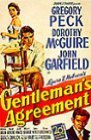 How many Oscars did Gentleman's Agreement win?