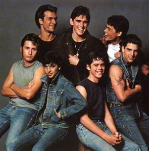 Who directed 'The Outsiders' (1983)?