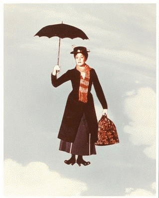 What's the name of the last Banks'children' nanny ? (Before Mary Poppins)