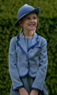 What is the name of Fleur Delacour's younger sister?