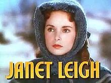 THE NAME GAME: What was Janet Leigh's real name?