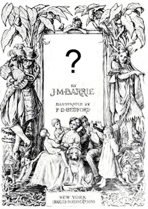 What is the name of J. M. Barrie's original novelization of the story of Peter Pan (the story in which Tinker Bell first appeared)?