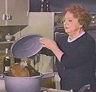 Aunt Clara conjures up a meal but gets it wrong - as usual. What episode is this scene from?