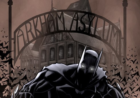 """When was """"Arkham Asylum: A Serious House on Serious Earth"""" published?"""