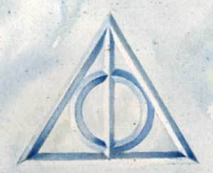 Which item is not one of the Deathly Hallows?