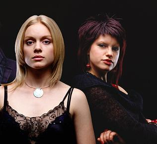 Christina Cole and Jemima Rooper appeared in 'Lost In Austen'. In what other TV series did they both star in?