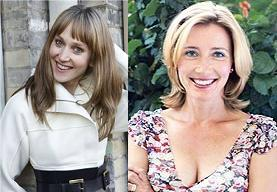 What do Emma Thompson and Hattie Morahan have in common?