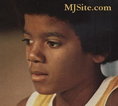how old is michael jackson in this picture?