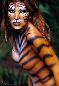 What type of animal is Tigress??? :P