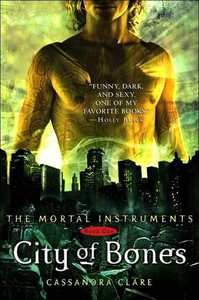 Who's on the City of Bones Cover?