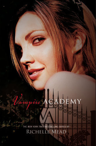 Who's on the Vampire Academy Cover?