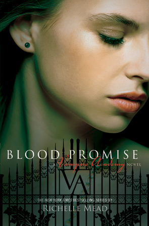 Who's on the Blood Promise cover?