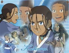 "What did Katara ""steal"" from the pirates?"