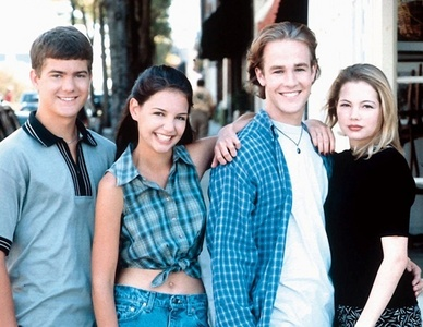 "In ""Dawson's Creek"" who was the film director that Dawson was obsessed with?"