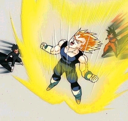 Did Vegeta delibrately let himself fall under Babbidi's spell?