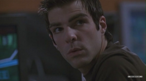 What was the name of Zach's character on 24?