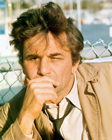 Which is Columbo's first name ?