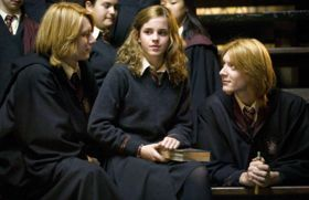 which f&g's invantion did hermione find in their room, in the HBP?