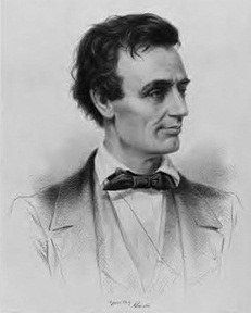 When was Lincoln born?