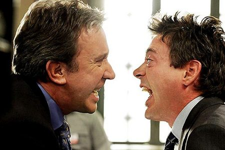 What Robert Downey, Jr. movie is this scene from?