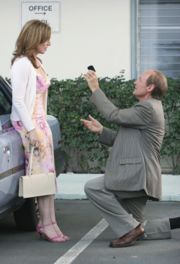 In which episode do we see Locke propose to Helen?